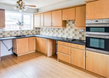 Thumbnail 3 bed town house for sale in Charles Crescent, Armthorpe, Doncaster
