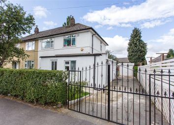 Thumbnail 3 bed semi-detached house for sale in Saxon Grove, Leeds, West Yorkshire