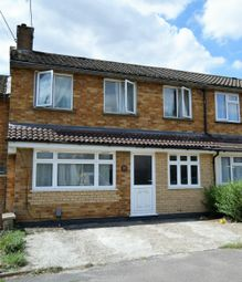Thumbnail 5 bed terraced house to rent in Redhall Drive, Hatfield, Hertfordshire