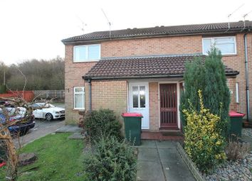 Thumbnail 1 bed maisonette to rent in Guernsey Close, Crawley, West Sussex.