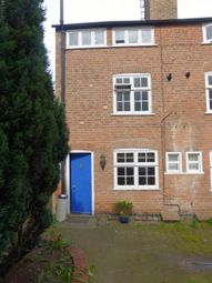 Thumbnail 3 bed cottage to rent in Lincoln Street, Nottingham