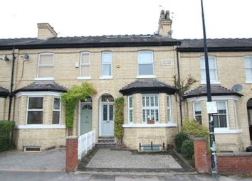 Thumbnail 4 bed terraced house for sale in Ashfield Road, Hale, Altrincham