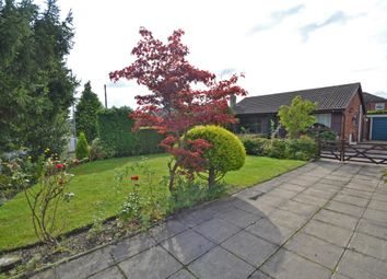 Thumbnail 3 bed detached bungalow for sale in Ashwood Grove, Horbury, Wakefield