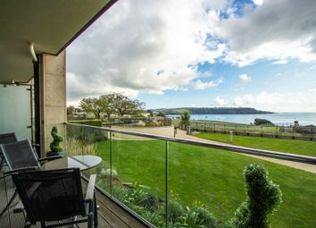 Thumbnail 2 bed flat for sale in Azure, Cliff Road, Plymouth