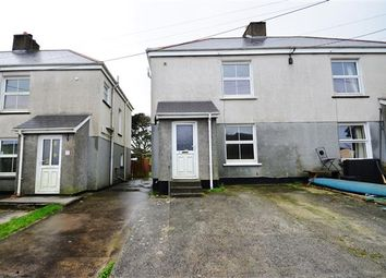 Thumbnail 3 bed semi-detached house for sale in Crellow Hill, Stithians, Truro