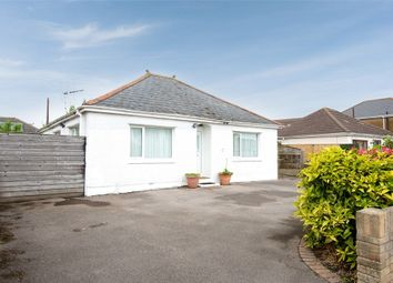 Thumbnail 3 bed detached bungalow for sale in Churchill Road, Poole, Dorset