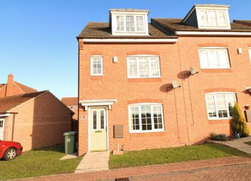 Thumbnail 4 bed semi-detached house to rent in King Oswald Road, Epworth, Doncaster