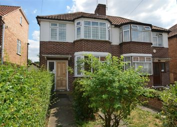 Thumbnail 3 bedroom semi-detached house to rent in Oakhampton Road, London