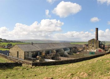 Thumbnail 3 bed terraced house for sale in Pecket Well Mill, Hebden Bridge