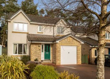 Thumbnail 4 bed detached house for sale in Coats Drive, Luncarty, Perth