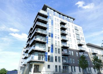 Thumbnail 2 bed flat for sale in Derbyshire House, Ingress Park