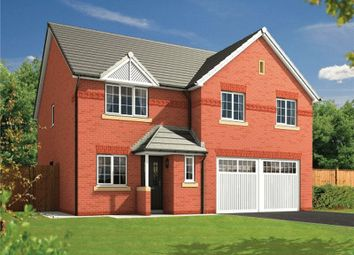 Thumbnail 5 bed detached house for sale in Almond Brook Road, Standish, Wigan