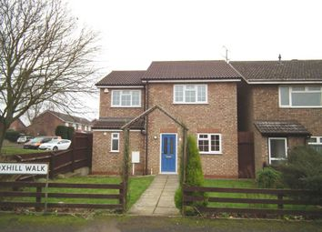 Thumbnail 3 bedroom property to rent in Froxhill Walk, Brixworth, Northampton