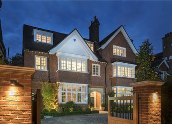Thumbnail 6 bed detached house to rent in Wadham Gardens, Primrose Hill, London
