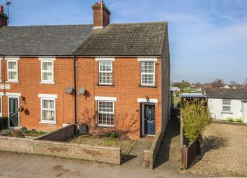 Thumbnail 3 bedroom end terrace house for sale in Ness Road, Burwell, Cambridge