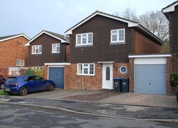 Thumbnail 4 bed link-detached house to rent in Shepherds Mead, Burgess Hill