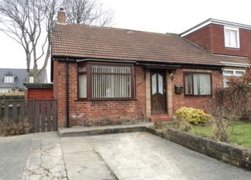 Thumbnail 2 bedroom semi-detached bungalow to rent in Woodley Grove, Ormesby, Middlesbrough