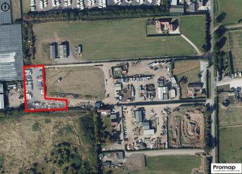 Thumbnail Land for sale in North Moor Lane, Cottingham