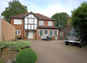 Thumbnail 5 bed detached house to rent in The Fairway, New Malden