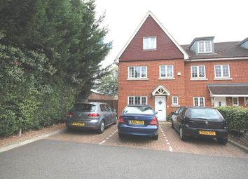 Thumbnail 4 bed end terrace house for sale in Rickmansworth Road, Watford