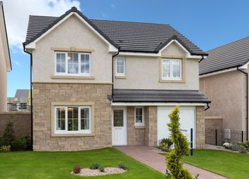 Thumbnail 4 bed detached house for sale in Leuchatsbeath Drive, Cowdenbeath
