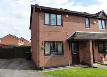 Thumbnail 2 bed property for sale in Mayfair, Newhall, Swadlincote