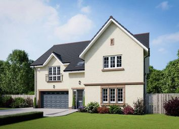 "Thumbnail 5 bed detached house for sale in ""Moncrief"" at Kirk Brae, Cults, Aberdeen"