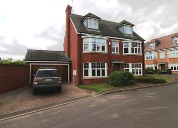 5 bed detached house for sale in Windrush Close, Sileby, Loughborough, Leicestershire LE12