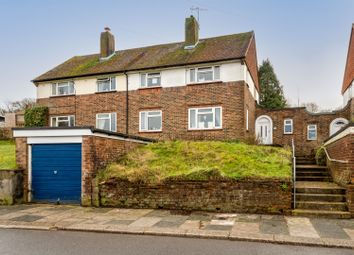 Thumbnail 2 bed semi-detached house for sale in Hurst Hill, Brighton