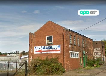 Thumbnail Property for sale in Industrial Site William Street West, Smethwick