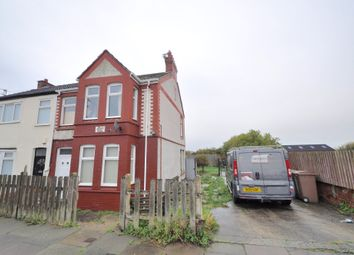 Thumbnail 2 bed flat to rent in Pasture Road, Moreton, Wirral