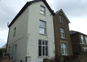 Thumbnail 1 bed flat to rent in Gunnersbury Road, Acton