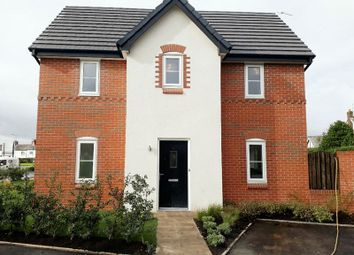 Thumbnail 3 bed detached house for sale in Charles Barnett Road, Winterley, Sandbach