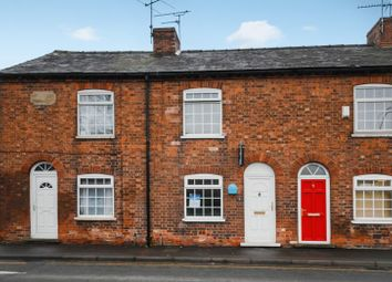 Thumbnail 2 bed terraced house for sale in 3 Pratchitts Row, Nantwich