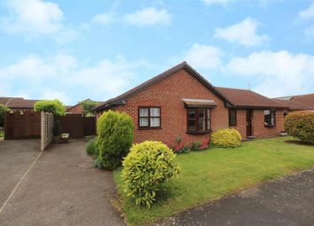 Thumbnail 2 bed semi-detached bungalow for sale in Woffindin Close, Great Gonerby, Grantham