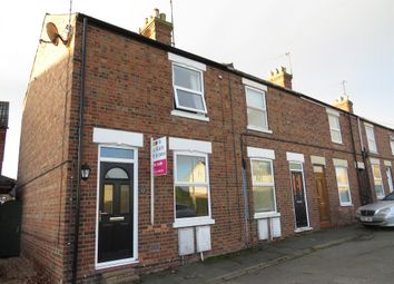 Thumbnail 3 bedroom end terrace house for sale in St Marys Street, Farcet, Peterborough