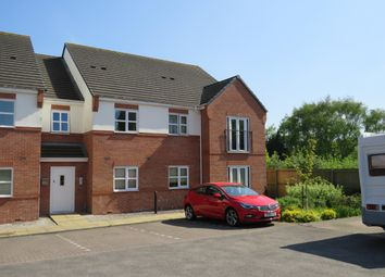 Thumbnail 2 bed flat to rent in Meadowbrook Close, Hednesford, Cannock