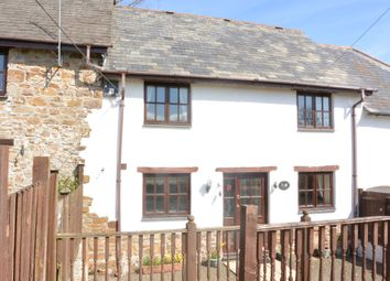 Thumbnail 2 bed terraced house to rent in Halwill, Beaworthy