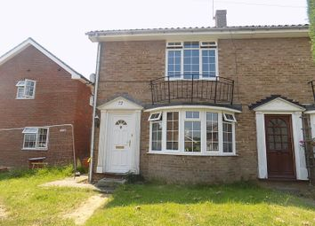 Thumbnail 2 bed end terrace house for sale in Tower Ride, Uckfield
