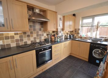 Thumbnail 3 bed town house for sale in Kenilworth Road, Wigston, Leicester