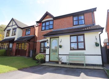 4 bed detached house for sale in Castleton Road, Lightwood ST3