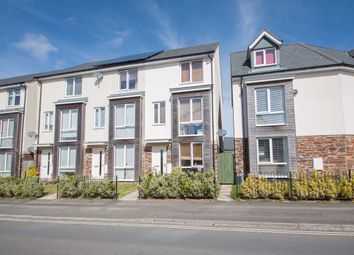 Thumbnail 4 bedroom end terrace house for sale in Lulworth Drive, Plymouth