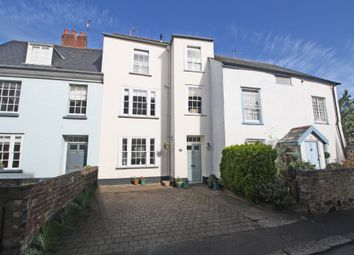Thumbnail 5 bed terraced house for sale in Higher Shapter Street, Topsham, Exeter