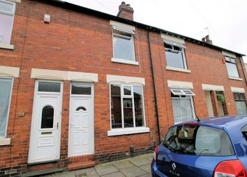 Thumbnail 2 bed terraced house for sale in Woodward Street, Birches Head, Stoke On Trent
