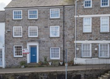 Thumbnail 3 bed town house for sale in The Terrace, Penryn