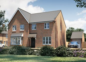 """Thumbnail 3 bedroom semi-detached house for sale in """"The Studland"""" at High Street, Sandhurst"""