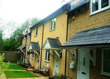 Thumbnail 2 bed terraced house to rent in Old Station Close, Chalford, Stroud