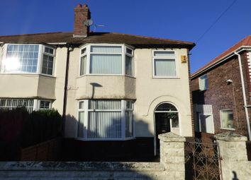 Thumbnail 3 bed semi-detached house for sale in Winchester Avenue, Waterloo, Liverpool
