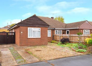 Thumbnail 3 bed semi-detached bungalow for sale in Cavendish Road, Chesham