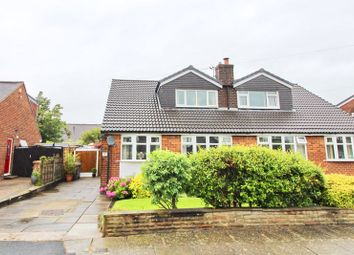 Thumbnail 2 bed semi-detached house for sale in Moss Bank Road, Swinton, Manchester